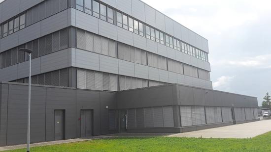 Rolls Royce Bürogebäude
