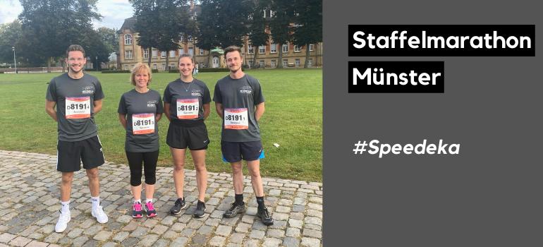 Staffelmarathon Münster